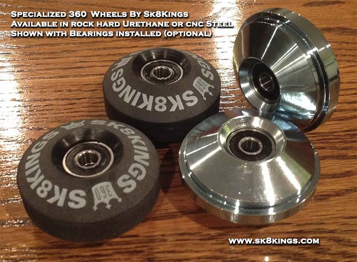360 Spinning Wheels by Richy Carrasco @ Sk8Kings.com