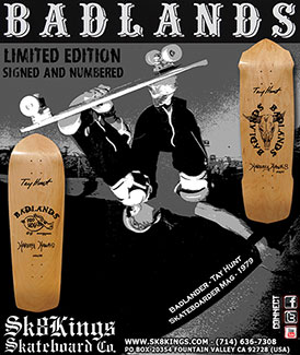 Badlands Collector's Series - Decks & Accessories @ Sk8Kings.com