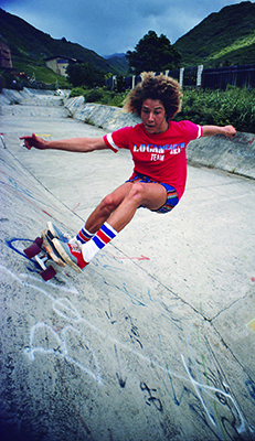 Bennett/Alligator - Tony Alva 1970's pic