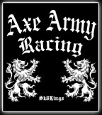 AXE ARMY RACING GEAR by SK8KINGS