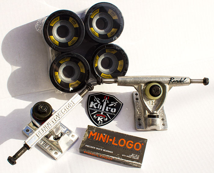 Standard Completer Kit at Sk8Kings