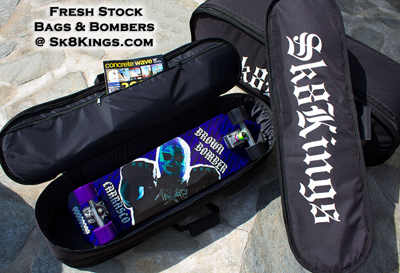 Sk8Kings Custom Gear Bags Large Size