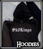 Hoodies by SK8KINGS