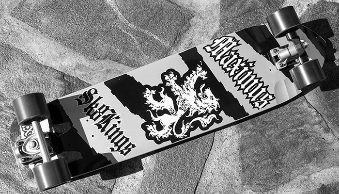 Maximus Woody Complete at Sk8Kings