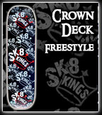 Crown Deck Model