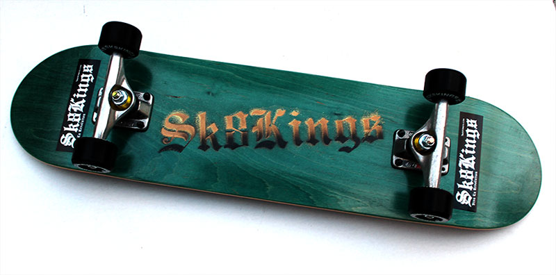 Tagger 7.5 Street completes at Sk8Kings.com