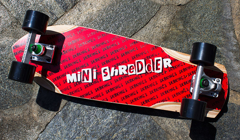Mini-Shredder Complete @ Sk8Kings.com