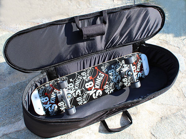 Sk8Kings Medium Gear Bag with Crown Freestyle Complete