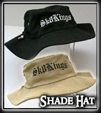 Aussie Style Shade Hat at Sk8Kings