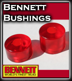 Bennett Bushing Set at Sk8Kings.com