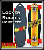 Bennett Locker Rocker 25 Completes at Sk8Kings.com