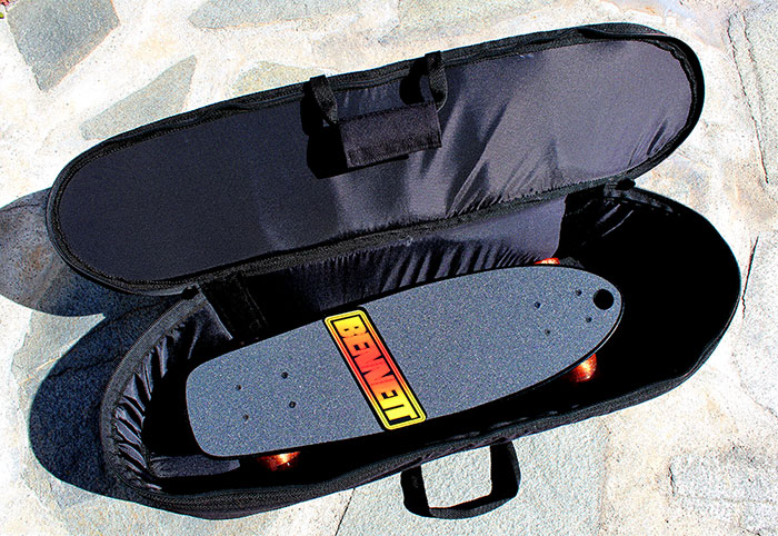Bennett Locker Rocker 25 Complete with gear bag (sold seperately) at Sk8Kings.com
