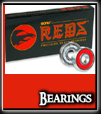 Bones Reds Bearings at Sk8Kings