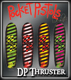 PPS Duane Peters Thruster Deck at Sk8Kings.com