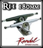 Randal RII Trucks at Sk8Kings.com