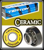 Seismic Tekton Ceramic Bearings at Sk8Kings.com