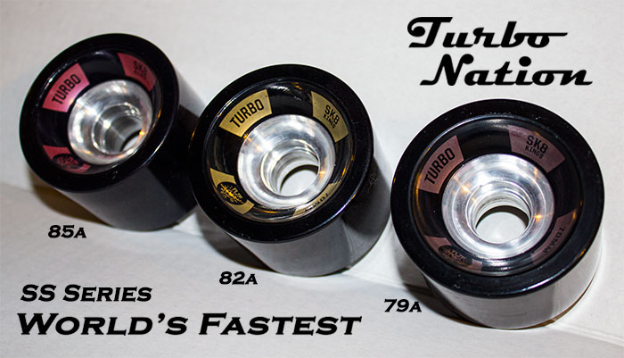 Turbo SS Series Alum Core 70mm @ Sk8Kings.com