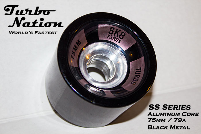 Turbo SS Series Alum Core 75mm @ Sk8Kings.com